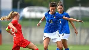 Nazionale U17 Femminile. Colombo e Renzotti regalano all'Italia il successo  nella seconda amichevole con la Svizzera - Italia