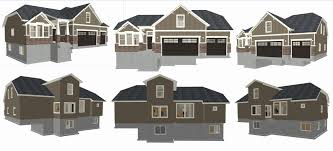 4 bedroom 2 y house plans 3d fresh two story house plans 3d lovely 4 bedroom