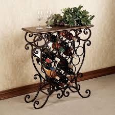 Benedetto wine rack furniture room ideas