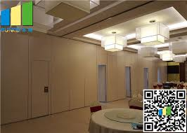 ping hall mall frameless sliding folding glass partition doors with dupont roller
