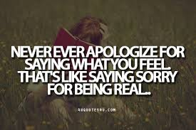 Apology Quotes & Sayings Images : Page 32