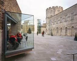 Modern Architecture Oxford Castle Project By Panter In Design Decorating