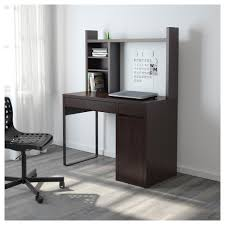 ikea micke desk decoration popular add on unit high black