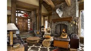 Landhausstil Rustikal Wohnzimmer Wohnideen