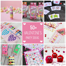 See more party ideas and share yours at catchmyparty.com #catchmyparty #partyideas. 50 Fun Valentine S Day Party Ideas Treats Crafts Games And Decorations