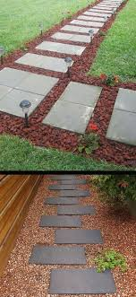 Small Picture Best 25 Diy walking path ideas on Pinterest Concrete path Bag