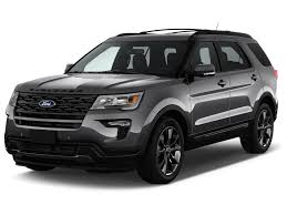 2018 Ford Explorer Review, Ratings, Specs, Prices, and Photos ...