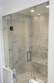 shower enclosures with bench.  Shower Glass Shower Doors In Shower Enclosures With Bench I