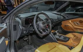 audi r8 interior 2016. Fine 2016 2016 Audi R8 V10 Interior Inside O