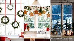 window decoration ideas for christmas window box decorating ideas