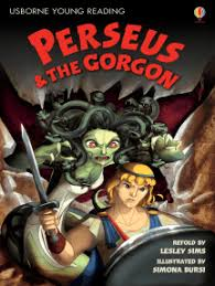 Read Perseus and the Gorgon Online by Lesley Sims and Simona Bursi | Books