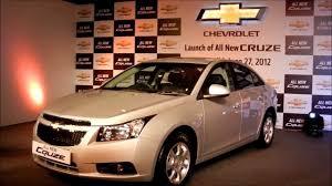 New Chevrolet Cruze 2012 India Exteriors And Interiors Walk Around ...