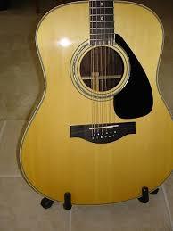 yamaha ll16. yamaha ll16-12 all solid wood handcrafted 12-string acoustic guitar ll16