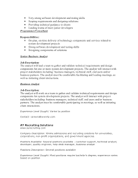 Program Analyst Federal Resume Samples Program Analyst