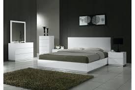 modern bedroom furniture. Fine Modern King Size Bedroom Sets Modern Design Ultra Minimalist  And Sleek White  With Furniture