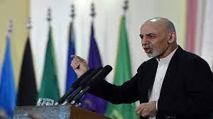 """الرئيس الأفغاني: اتفاقية السلام الحقيقية ستكون بين الحكومة و""""طالبان"""""""