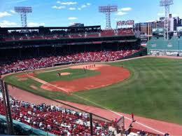 Budweiser Roof Deck Fenway Seating Chart Fenway Park Section Right Field Roof Deck Box 23 Row D