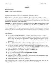 human evolution study resources 2 pages essay 1 assignment