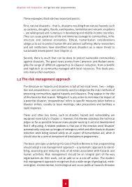 part disaster management risk mitigation 1 14