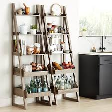 freestanding shelving storage