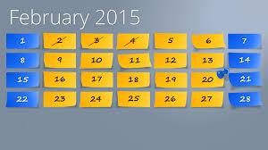 Ppt Calendar 2015 Powerpoint Calendar The Perfect Start For 2015
