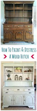 hutch definition furniture. Tips On How To Paint \u0026 Distress A Hutch Bring It Back Life! Definition Furniture E