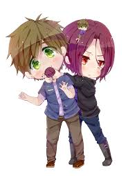 free iwatobi swim club chibi. Brilliant Club Chibi Mako X Rin Inside Free Iwatobi Swim Club