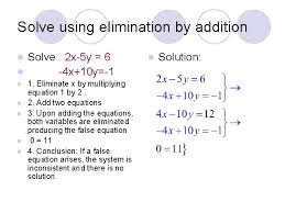 linear equations in two variables 4