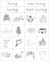 Venn Diagram Living And Nonliving Things Homeschool Step By Step Wild About Animals Week 1 Living
