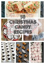 From festive gifts for family and friends to decadent ways to satisfy your sweet tooth, these holiday candy recipes are sure to delight. 50 Christmas Candy Recipes Chocolate Chocolate And More