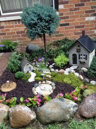 Small Picture 933 best Fairy Garden images on Pinterest Fairies garden Fairy