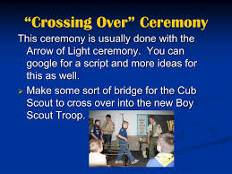 Arrow Of Light Ceremony Script Ppt Cub Scouting Powerpoint Presentation Free Download