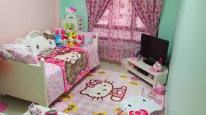 Hello kitty furniture for teenagers Single Bed Cute Hello Kitty Bed For Girls Hello Kitty Bedroom Furniture Don Pedro 25 Adorable Hello Kitty Bedroom Decoration Ideas For Girls