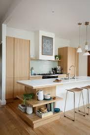 Small Kitchen Contemporary Mid Century Modern Getcrevlabs