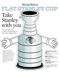 Stanley-Cup-Template - Google Search | Flat Stanley | Pinterest ...