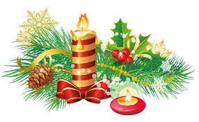 Transparent Christmas Candle PNG Clipart | Gallery Yopriceville ...
