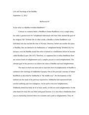 samsara film essay religion reflection the 3 pages n buddhism