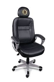 leather office chair amazon. NHL Boston Bruins Leather Office Chair Amazon R
