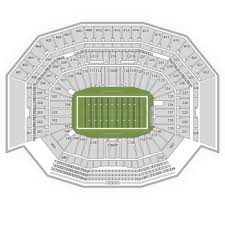 49ers Seating Chart Prices San Francisco 49ers Seating Chart Map Seatgeek
