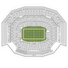 San Francisco 49ers Seating Chart Map Seatgeek