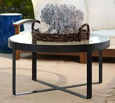 portland outdoor coffee table pottery