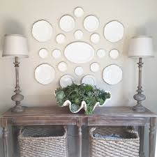 Plates Wall Decor Insta July Plates Plate Wall And Sinks