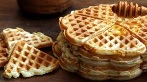 Homemade <b>Waffles</b> Recipe - YouTube