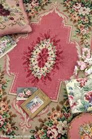 vintage style rug