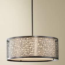 pendant lights mesmerizing contemporary pendant light modern pendant lighting for kitchen island nickle drum round