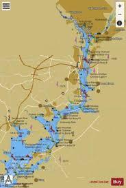 Potomac River Mattawoman Creek To Georgetown Marine Chart