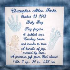 Birth Announcement Poems