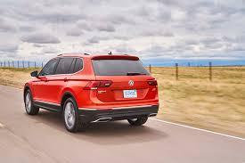 2018 volkswagen models. contemporary models the 2018 tiguan rides on the same mqb architecture as golf and atlas  sharing with those vehicles vwu0027s polished expertise in packaging throughout volkswagen models 8