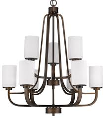 addison oil rubbed bronze chandelier glass shades 28 wx32 h