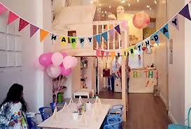inexpensive birthday party room als
